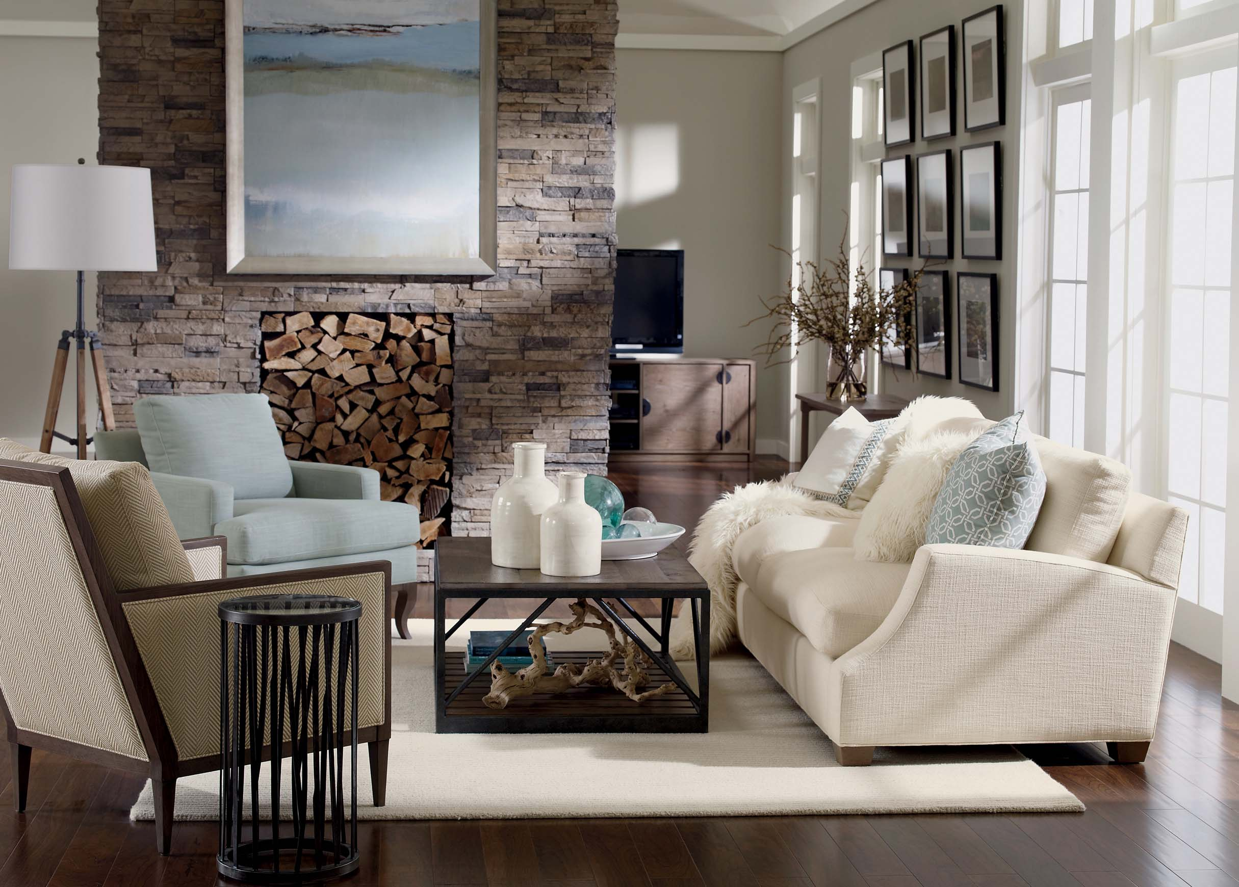 Livingroom Inspiration Ideas For Shabby Chic Living Room Interior Design