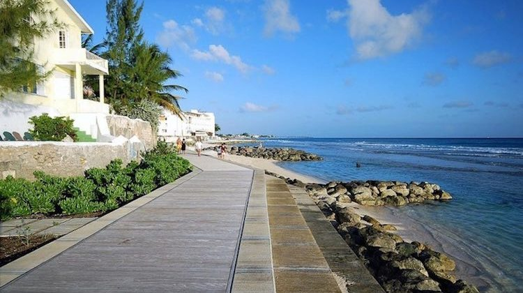 Boardwalk, South Coast, Barbados