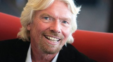 Richard Branson, Australian Tech Search