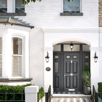 Solid Core Door - Exterior Premium Sold Core Doors | St ...
