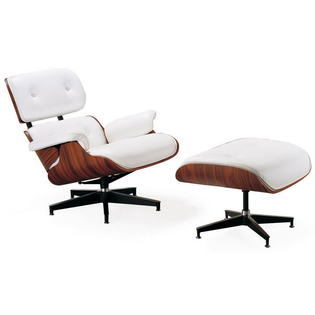 Eames Lounge Chair Zubehör Charles Eames Lounge Chair 1956