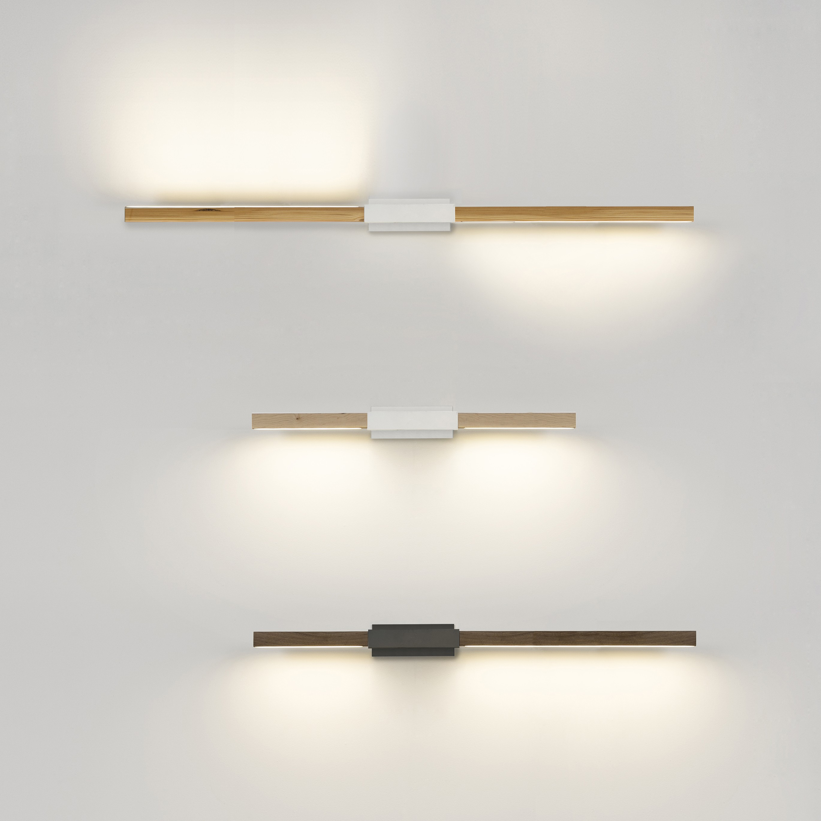 Stick On Wall Lamp Stickbulb By Rux 4ft Horizontal Sconce Hardwired Collection