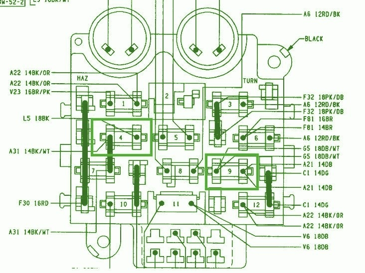 81 cj7 wiring diagram
