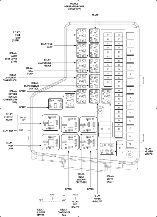 2012 JEEP LIBERTY WIRING DIAGRAM - Auto Electrical Wiring Diagram
