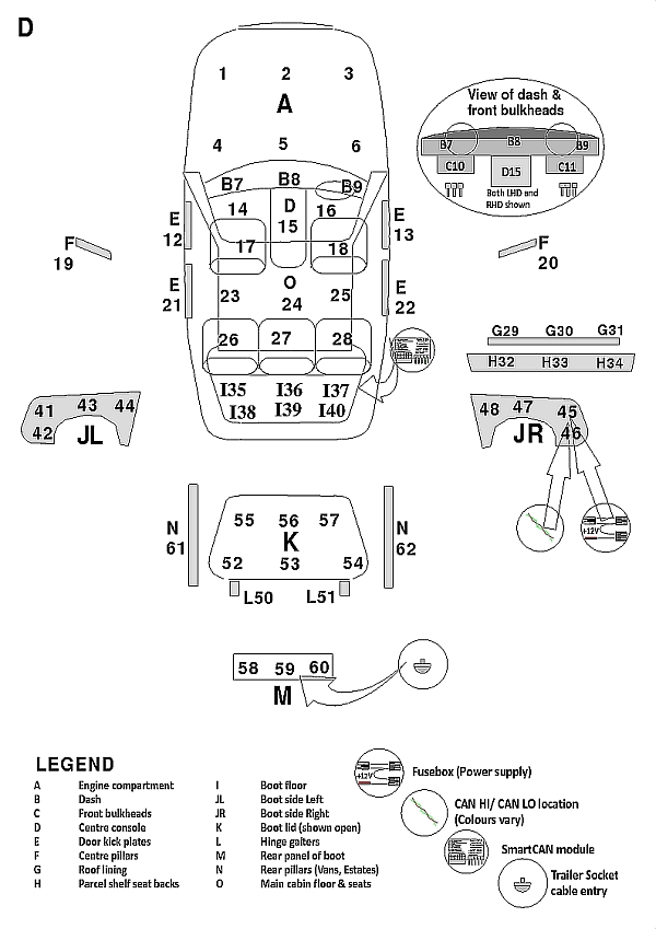 2012 audi q7 wiring diagram