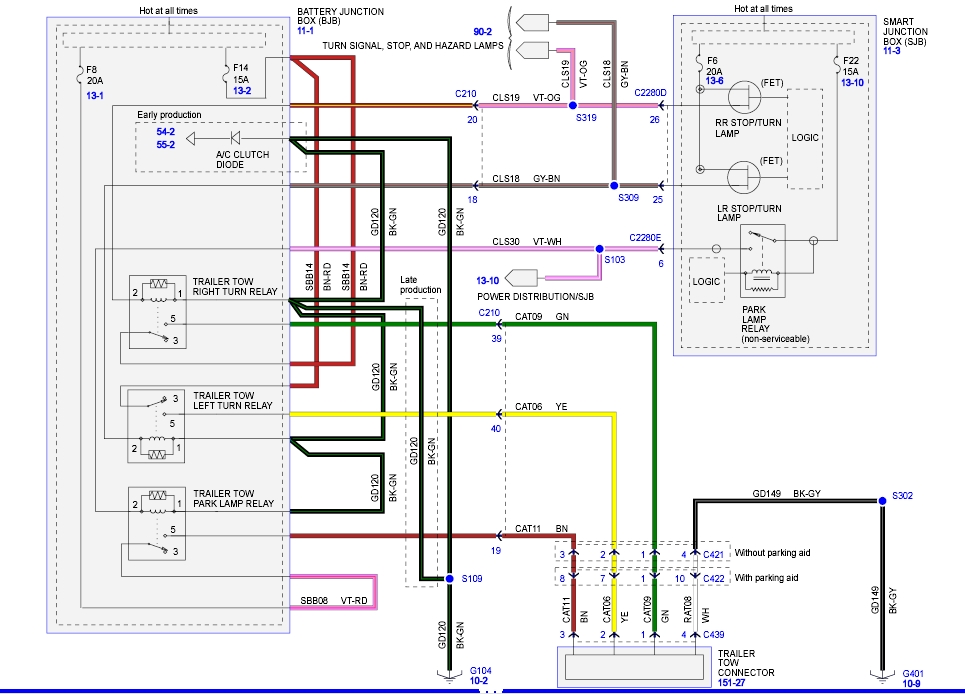 2004 mazda tribute wiring diagram