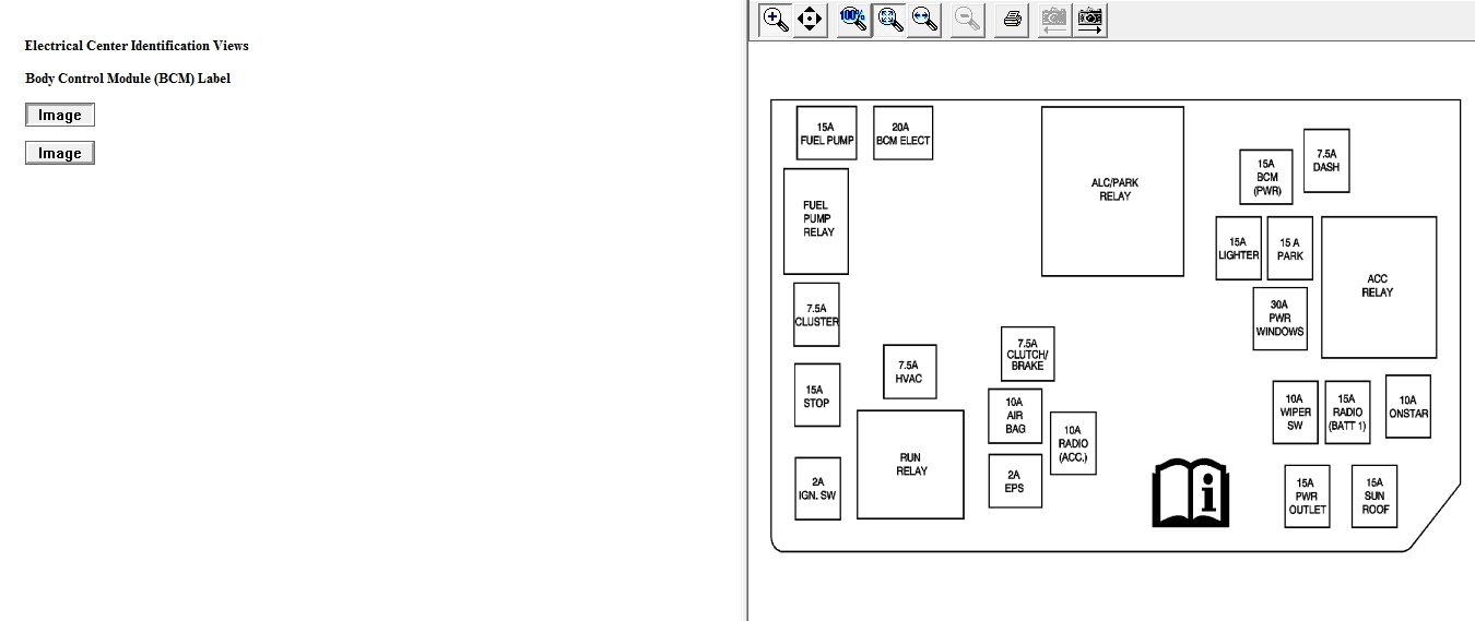 2005 saturn ion fuse box diagram