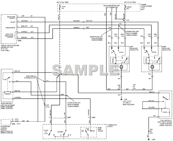 isterment cluster wiring diagram 1993 ford mustang