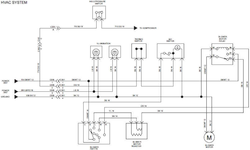 a c wiring diagram for freightliner columbia