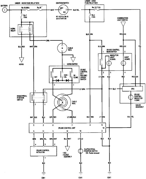 freightliner wire diagrams cruise control