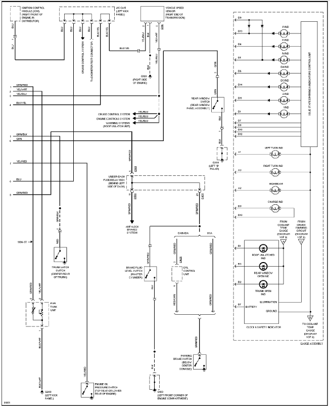 2011 honda cr v radio wiring diagram