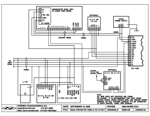 dukane wiring diagram