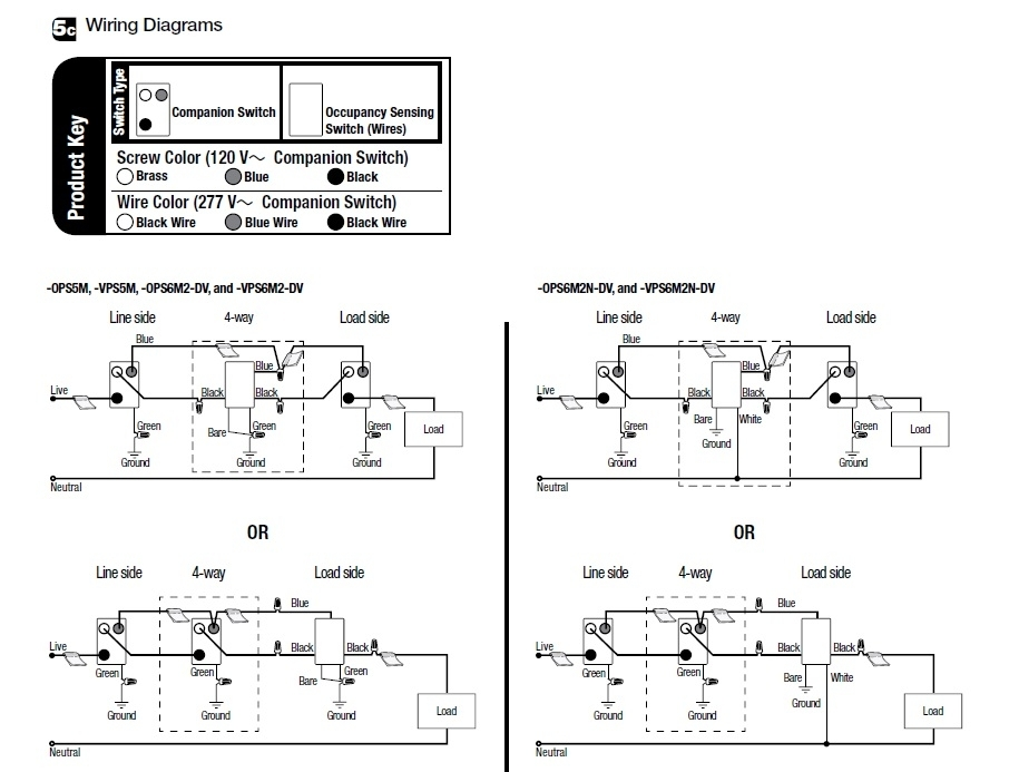 lutron 4 way dimmer wiring diagram