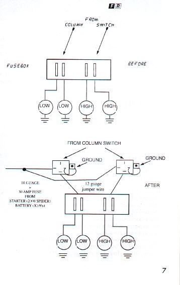 1979 fiat spider ignition wiring diagrams 1979 fiat spider