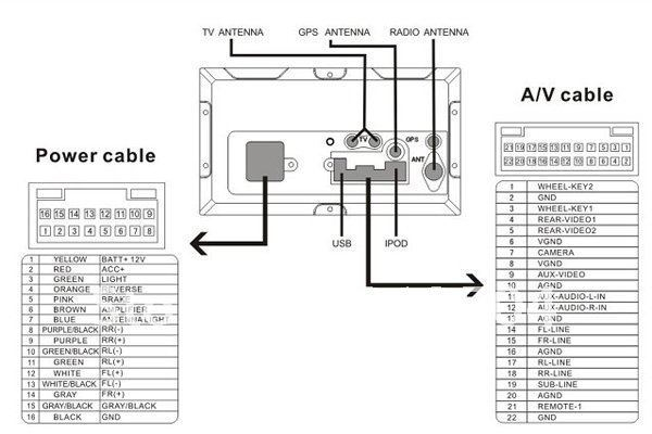 hyundai trailer wiring harness diagram