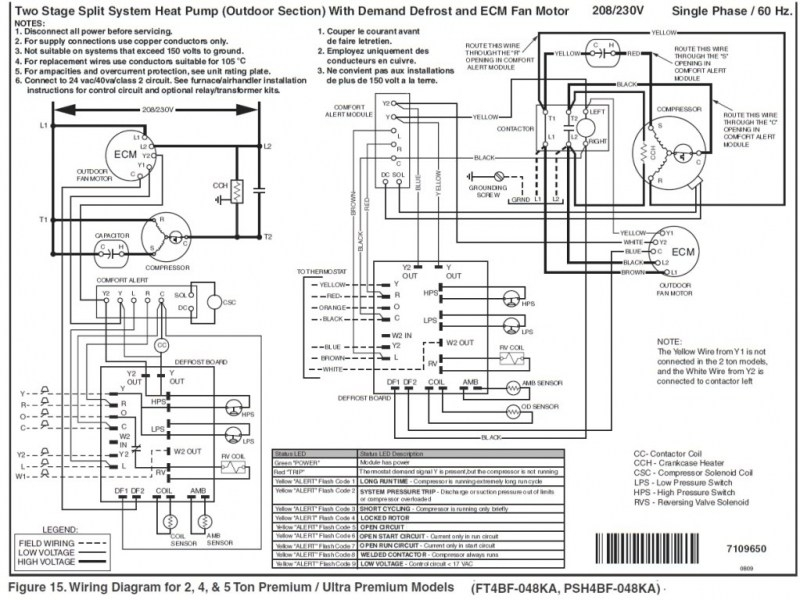 intertherm electric wiring diagram