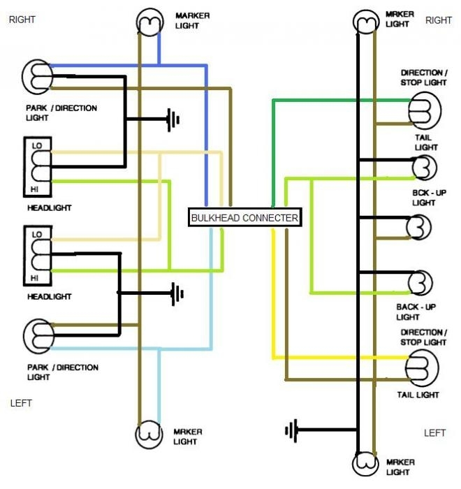 light to light wiring diagram
