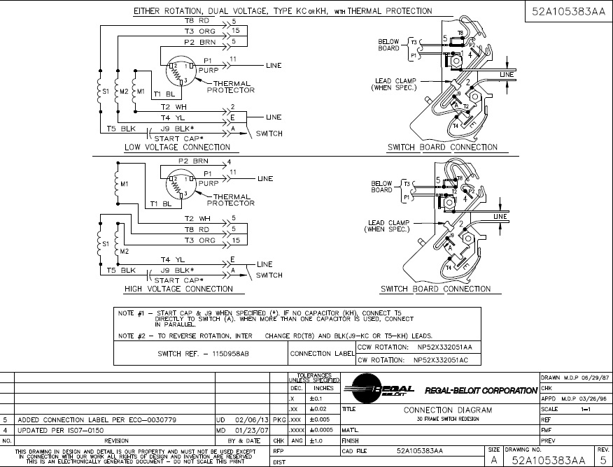 wiring diagram for marathon electric 1 2 hp motor