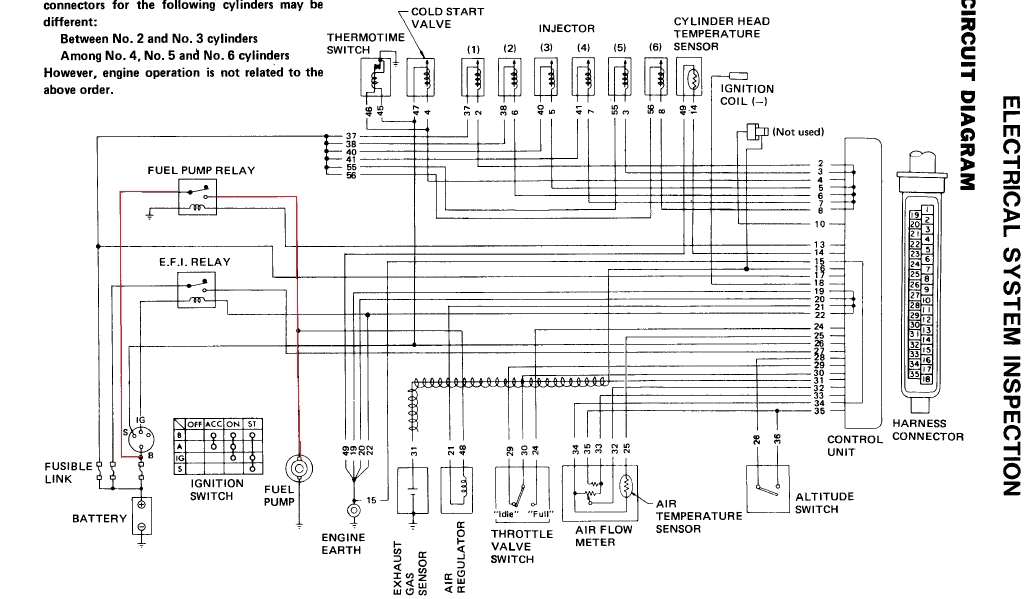 relay wiring diagram for grounding