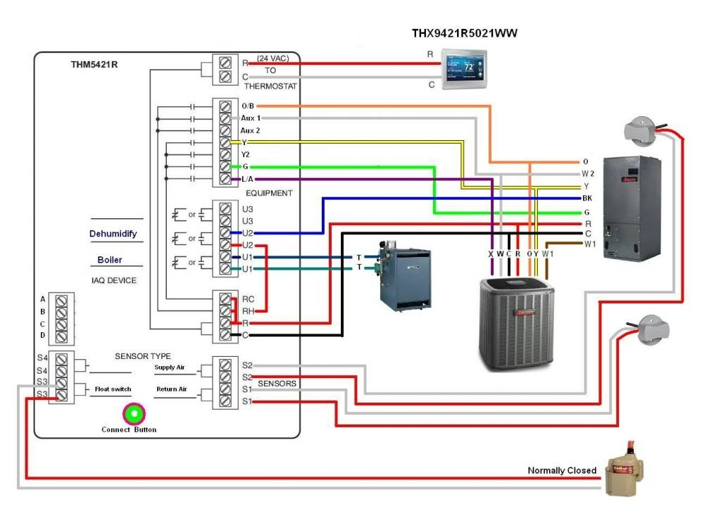 primary wiring diagram for oil