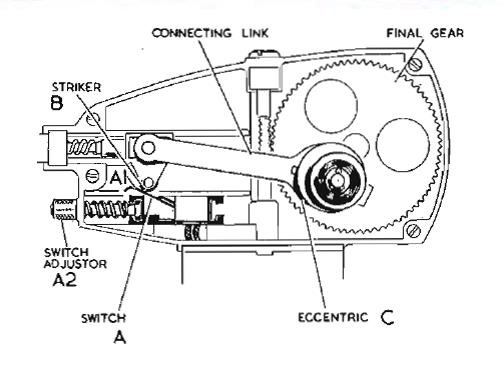 wiring diagram for 2 speed wiper motor