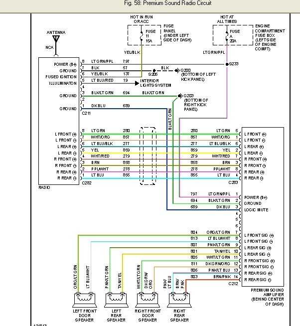 1994 ford f 250 wiring diagram go wiring diagram 2006 ford f 150 stereo wiring diagram 2007 ford f 150 radio wiring harness #11