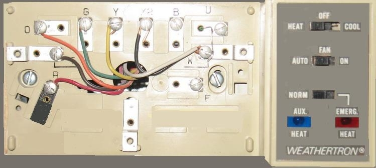 8 wire thermostat diagram auto electrical wiring diagram 8 wire thermostat wiring diagram