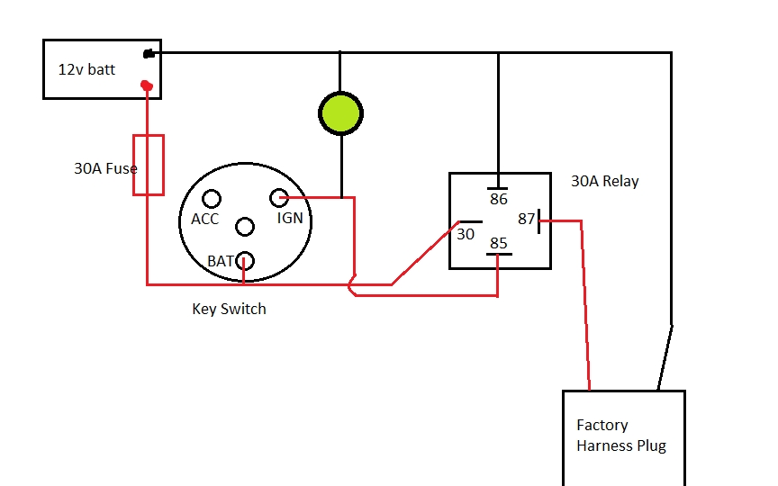 msd ls 2 step wiring diagram