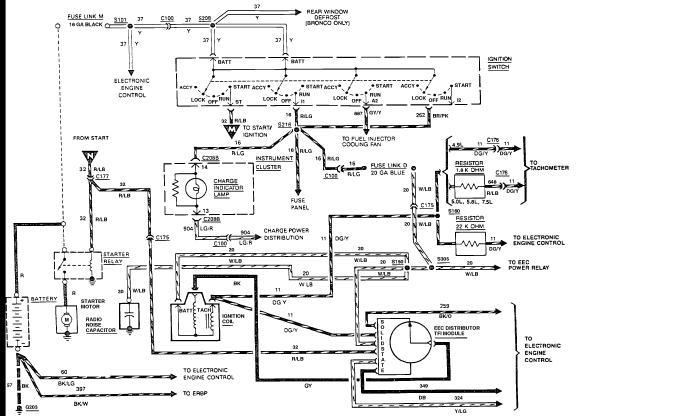 1983 ford f 150 ignition wiring diagram