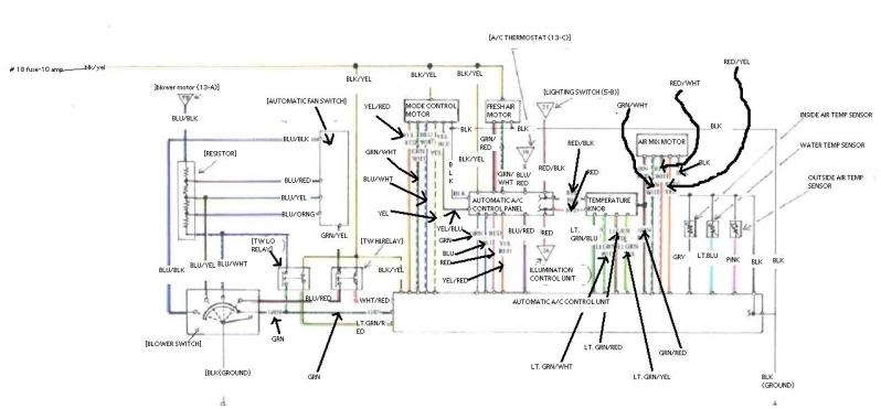 honda civic type r wiring diagram