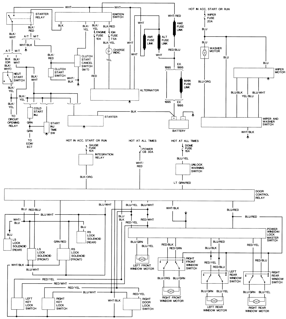 1984 toyota pickup wiring diagram download