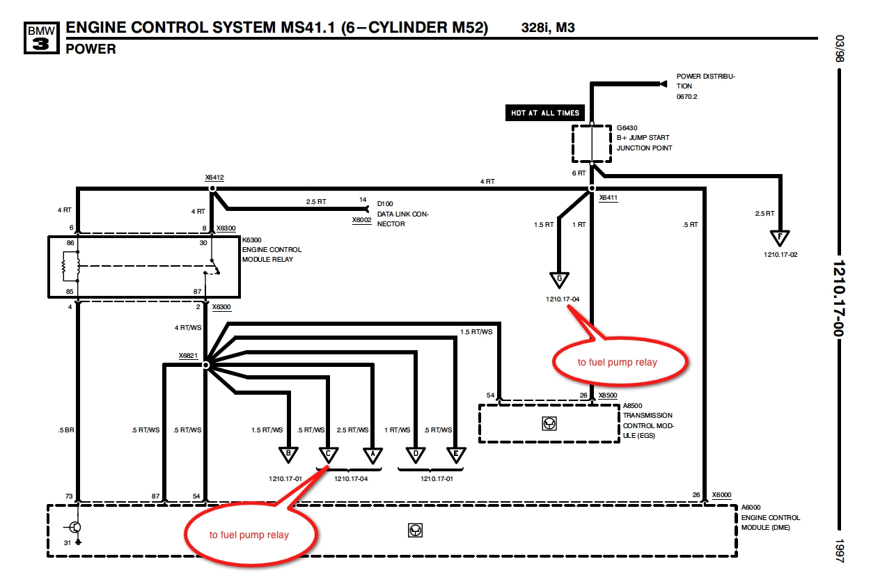 electrical connector wiring diagram