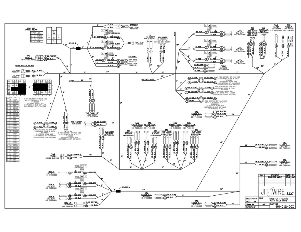 2013 Ford Fusion Battery Junction Box Wiring Diagram Sea Pro Auto Electrical 1024x791