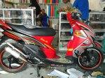Design Variasi Motor Mio Biru Motorcycle Review And Galleries