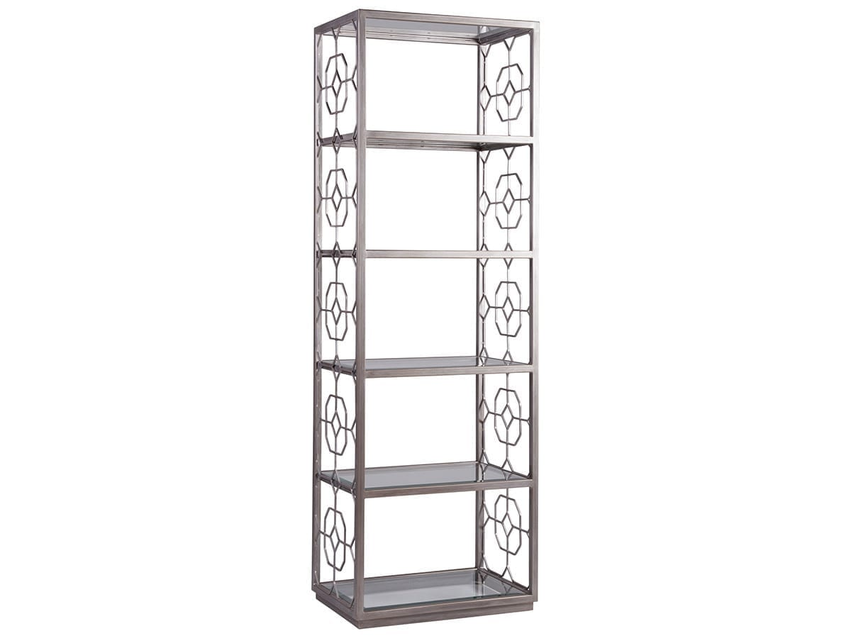 Etagere Metal Honeycomb Slim Etagere Metal Designs Collection Stickley Audi Furniture