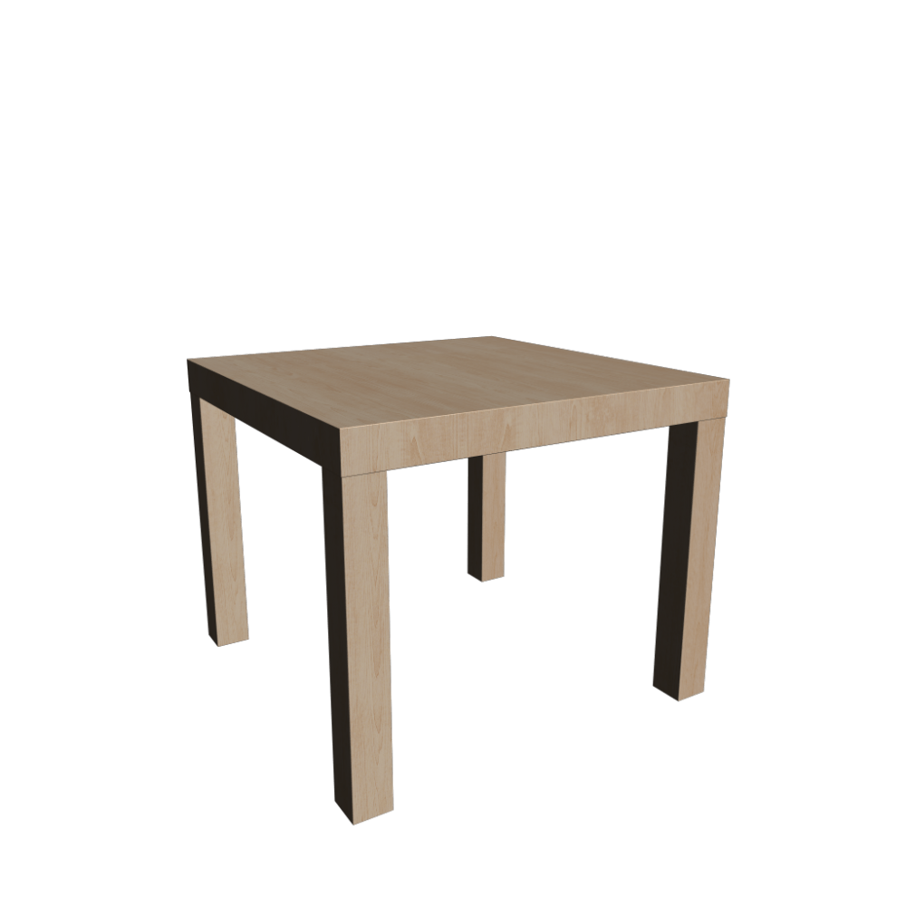 Ikea Lack Upgrade Ikea Lack Side Table Transparent Png Stickpng