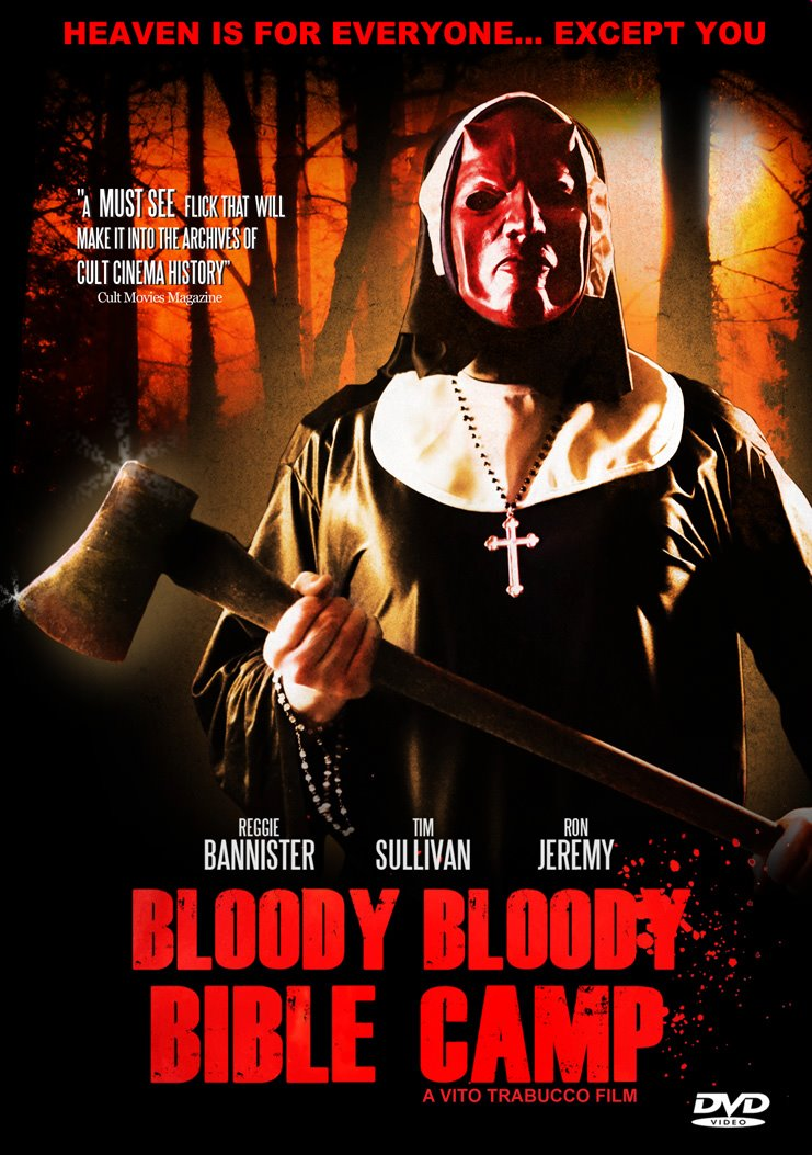 Wallpaper Chucky 3d Bloody Bloody Bible Camp 2012 Review And Interview With