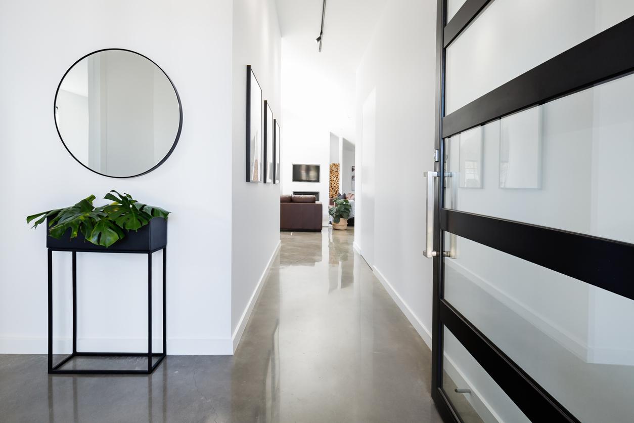 Mobili Per Corridoio E Ingresso : Consolle per corridoio consolle da corridoio