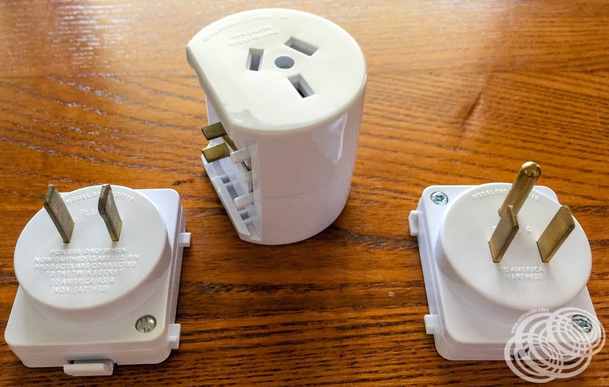 Coles Travel Adaptor What Power Converter Do You Need When Travelling From Australia To