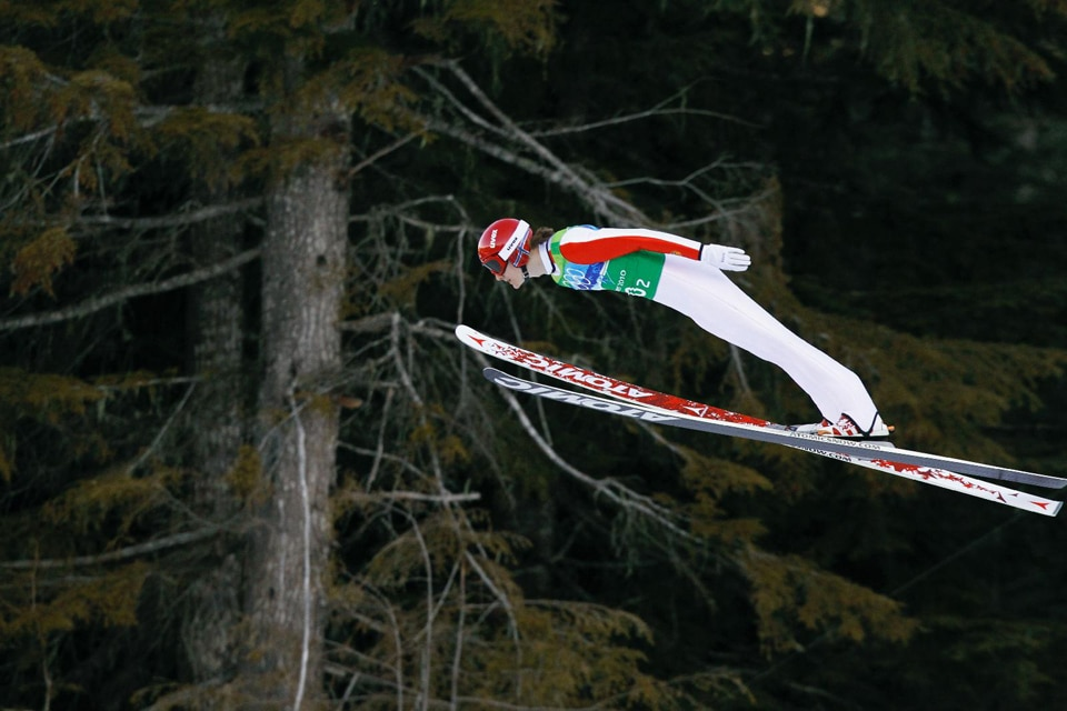 Ski Jumping Vancouver 2010 Photos Best Olympic Photos
