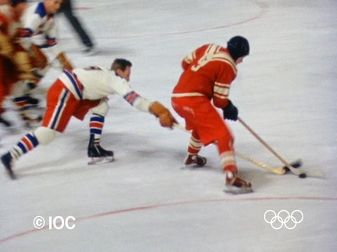 Ice Hockey - Winter Olympic Sport