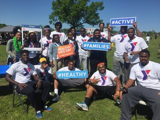 Langston students help out with Healthy Kids Day 500