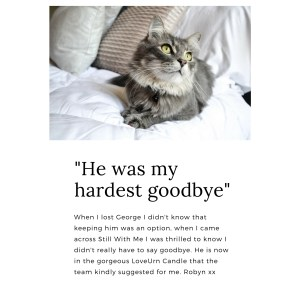 Sturdy Our Customers Have To Say About Our Products Pet Stories Customer Praise Still Here Is What Some Me Pet Urns What To Say When Your Friend Loses A Pet What To Say When Someone Loses A Pet Cat