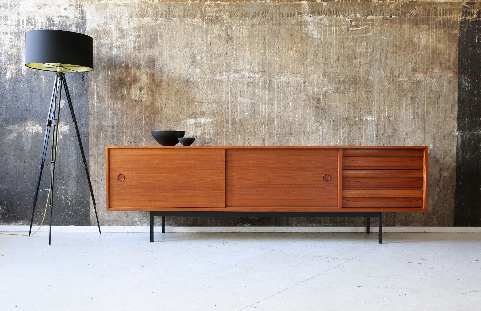 Teak Sessel Danish Sideboard Teak | Stilraumberlin | Dänische Design Möbel