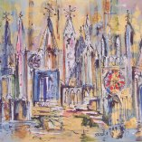 2001028 Monastic Reverie