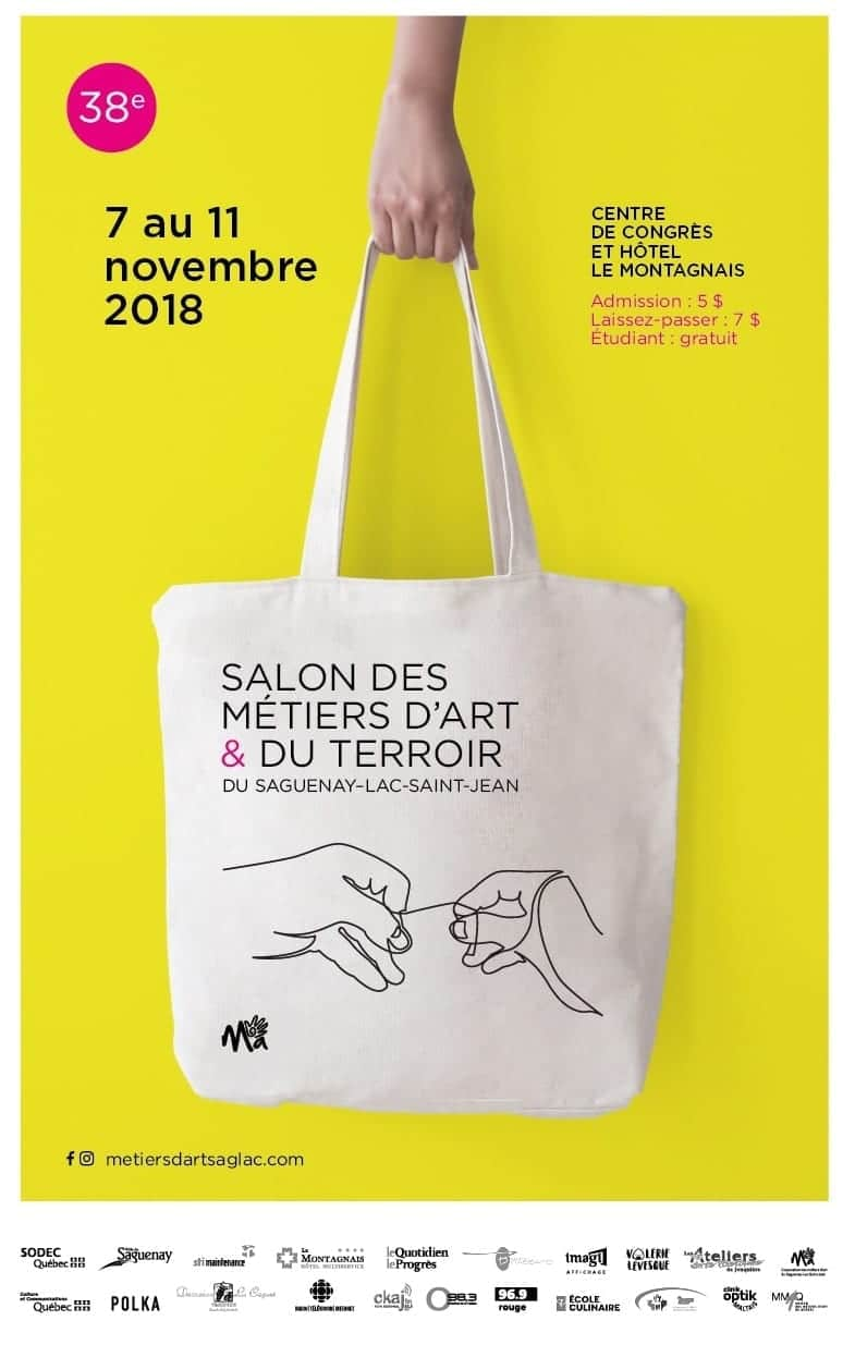 Salon Du Terroir Sponsor For The Salon Des Métiers D Art Et Du Terroir Sti