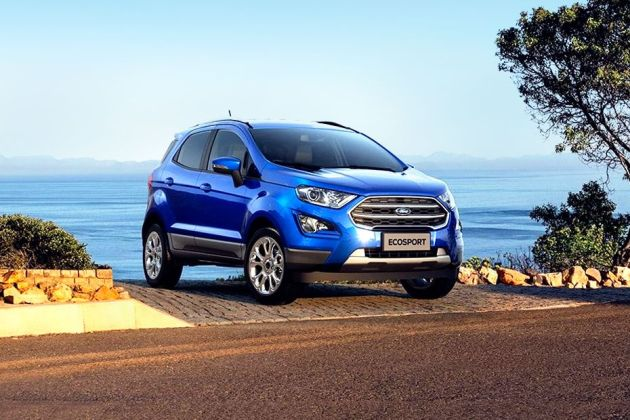 Ford EcoSport 15 TDCi Ambiente On Road Price (Diesel), Features