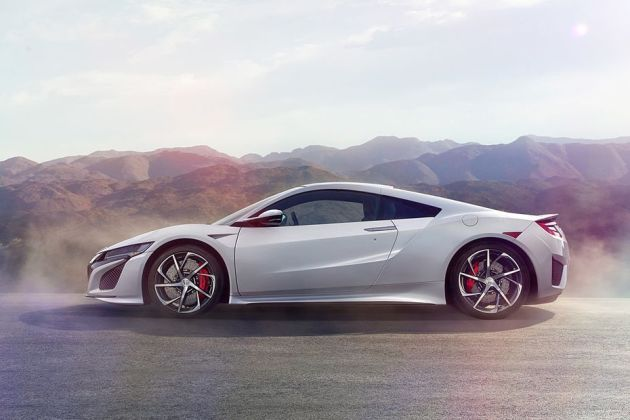 2019 acura nsx review rendered price specs release date