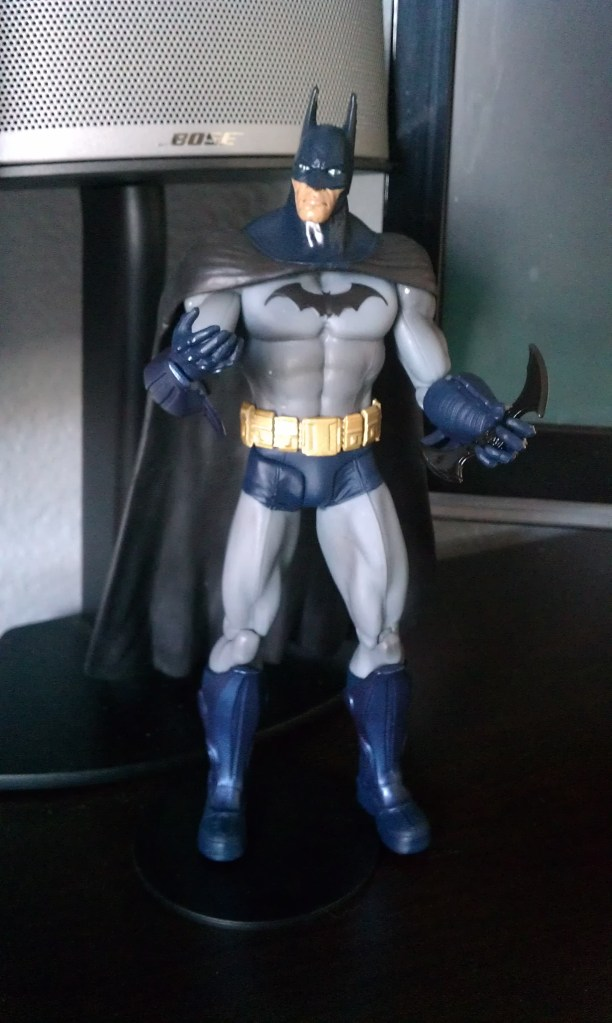 Batman Series 1 Arkham Action Figure
