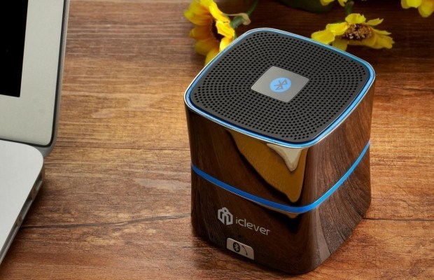 iclever bluetooth speaker review 1